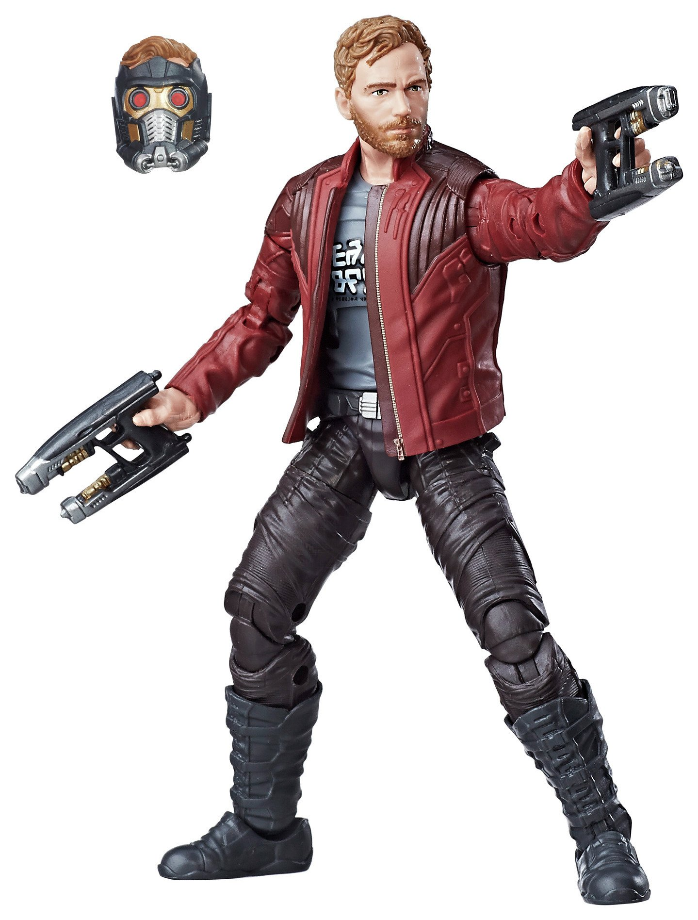 Image of Marvel Guardians of the Galaxy 6-inch Legends Star-Lord
