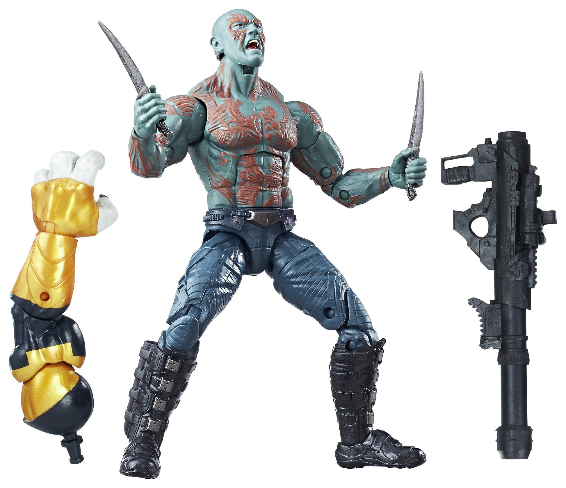 Image of Marvel Guardians of the Galaxy 6-inch Legends Series Drax