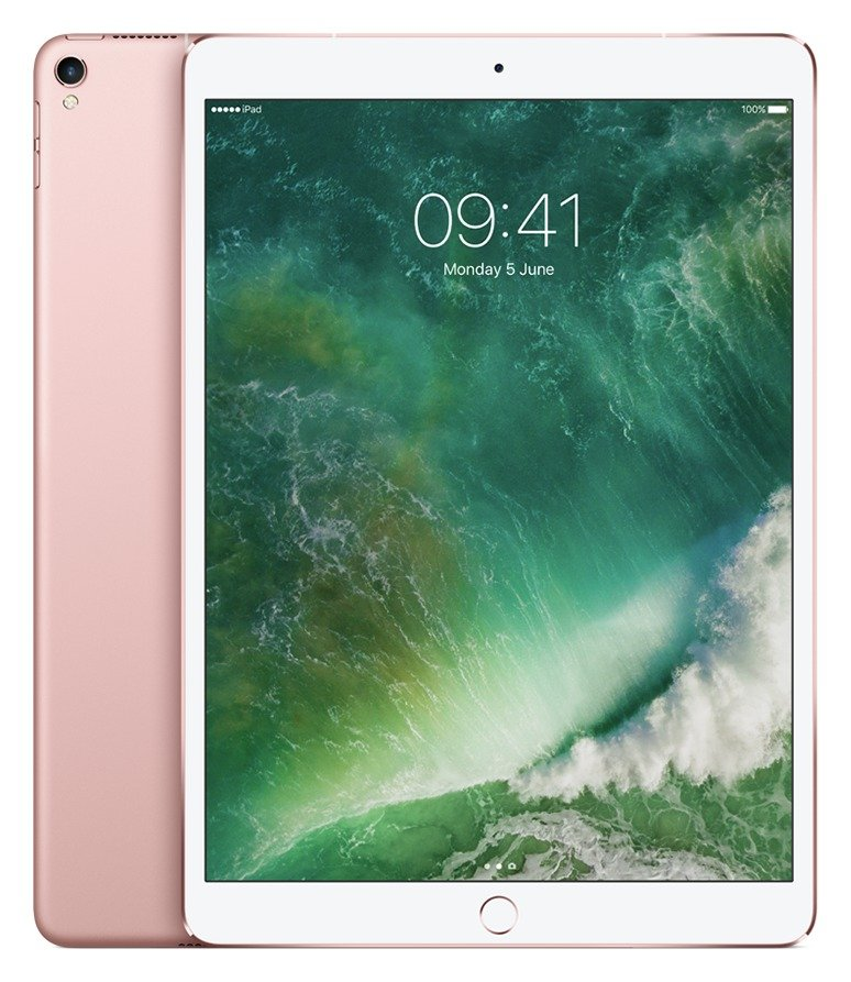 Apple iPad Pro 10.5 Inch Wi-Fi 256GB - Rose Gold