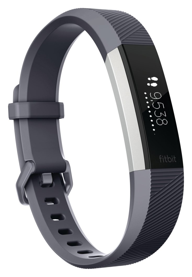 Fitbit Alta HR Fitness Small Wristband - Grey