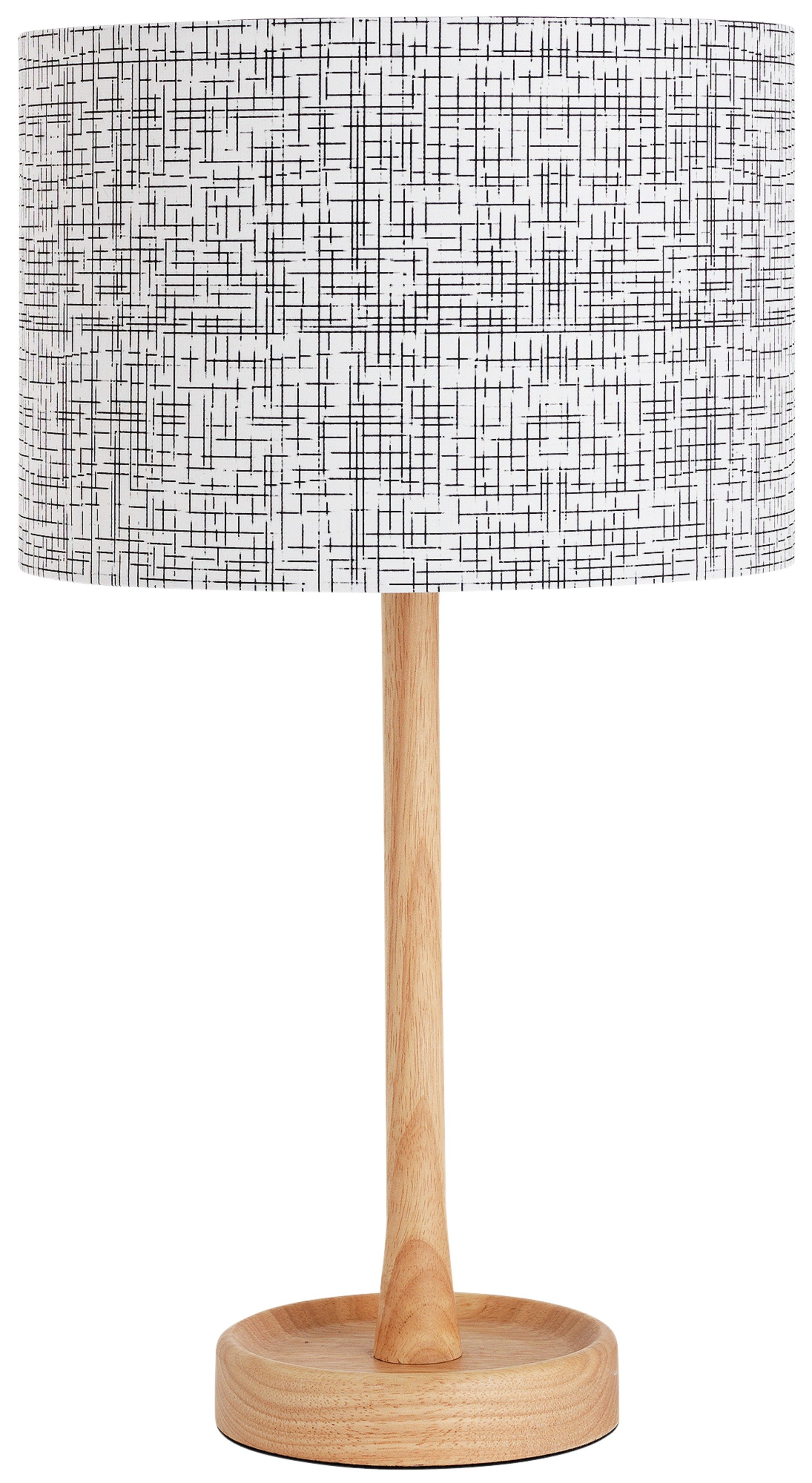Image of Collection Mono Wooden Table Lamp