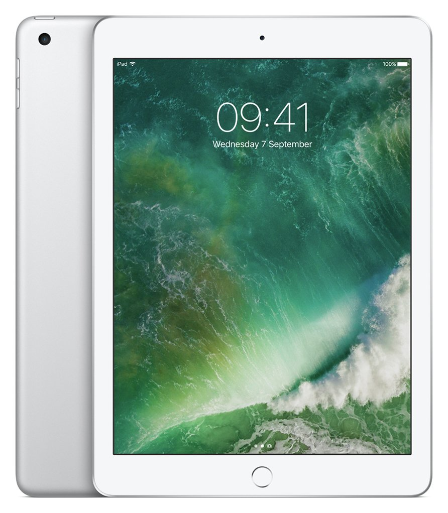 Apple iPad 9.7 Inch Wi-Fi 32GB - Silver