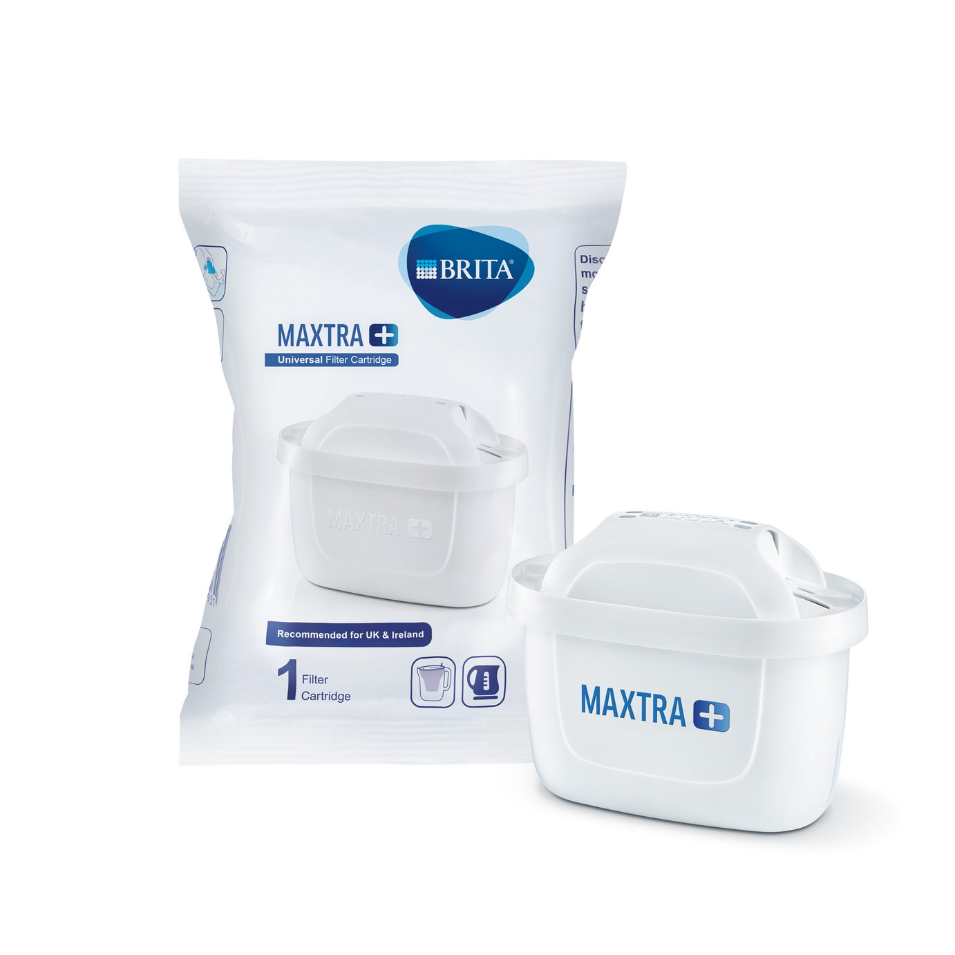 Brita Maxtra Plus Filter Cartridge - Single