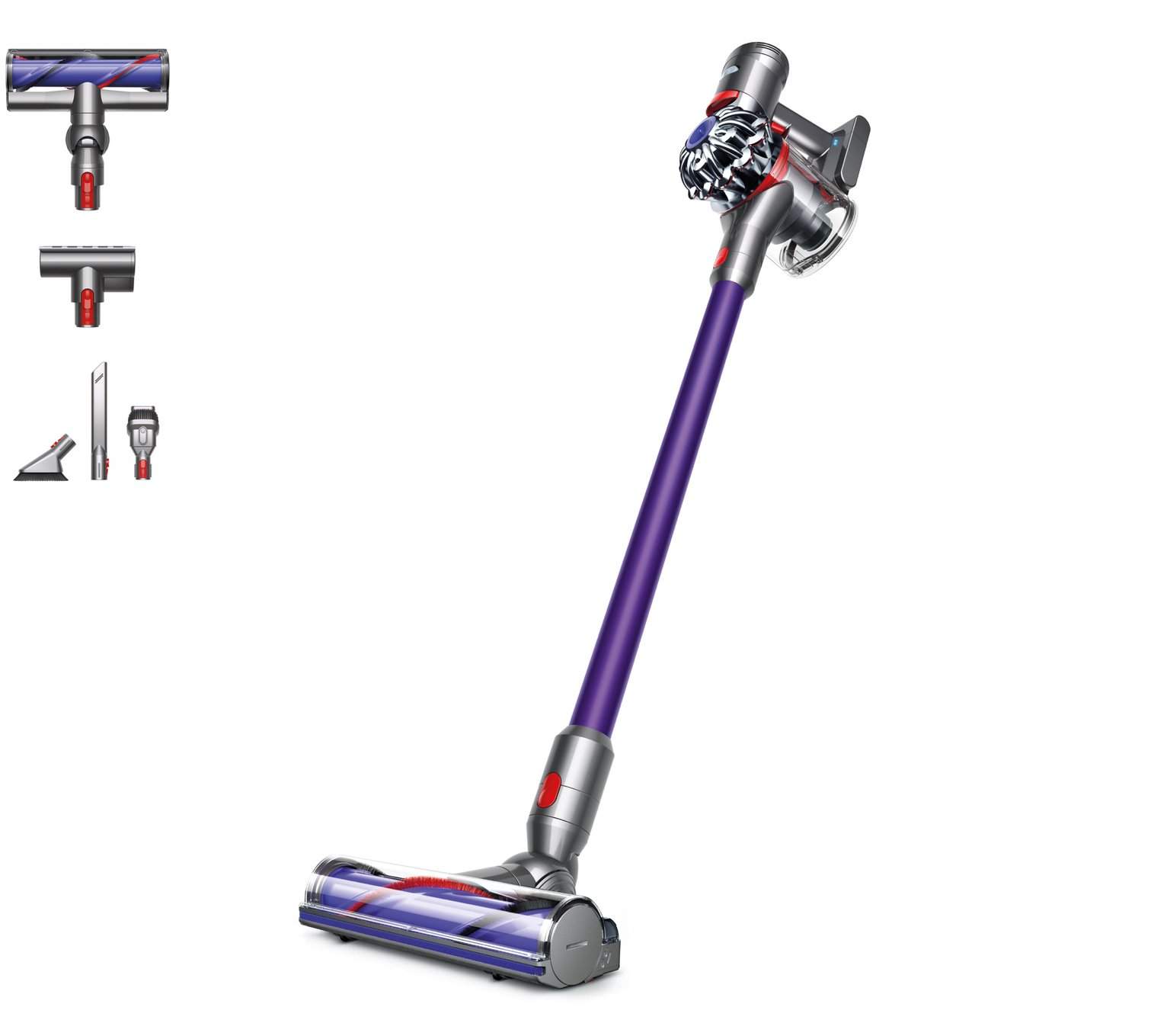 Dyson V7 Animal Cordless Vacuum Cleaner Review