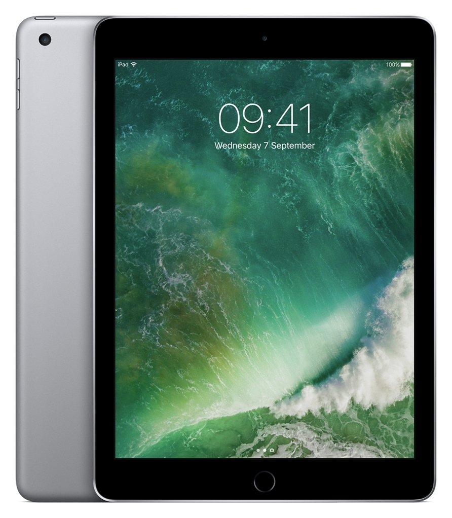 Image of Apple iPad 9.7 Inch Wi-Fi 128GB - Space Grey