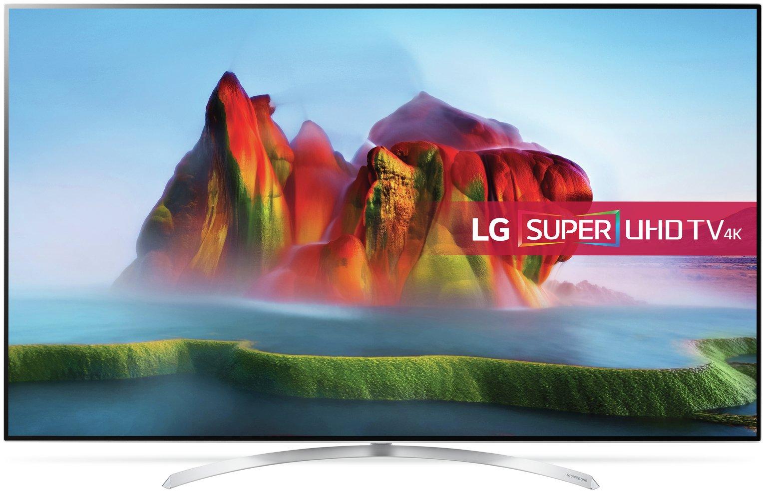 LG 55SJ950V 55 Inch Smart 4K Ultra HD TV with HDR