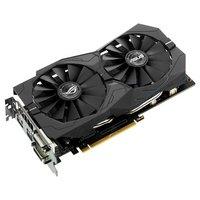 Asus ROG Strix GeForce NVIDIA GTX 1050TI 4GB Graphics Card.