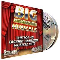 Mr Entertainer Best of Musicals Karaoke CDG.