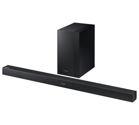 Samsung HW-M360 2.1Ch Sound Bar with Wireless Subwoofer