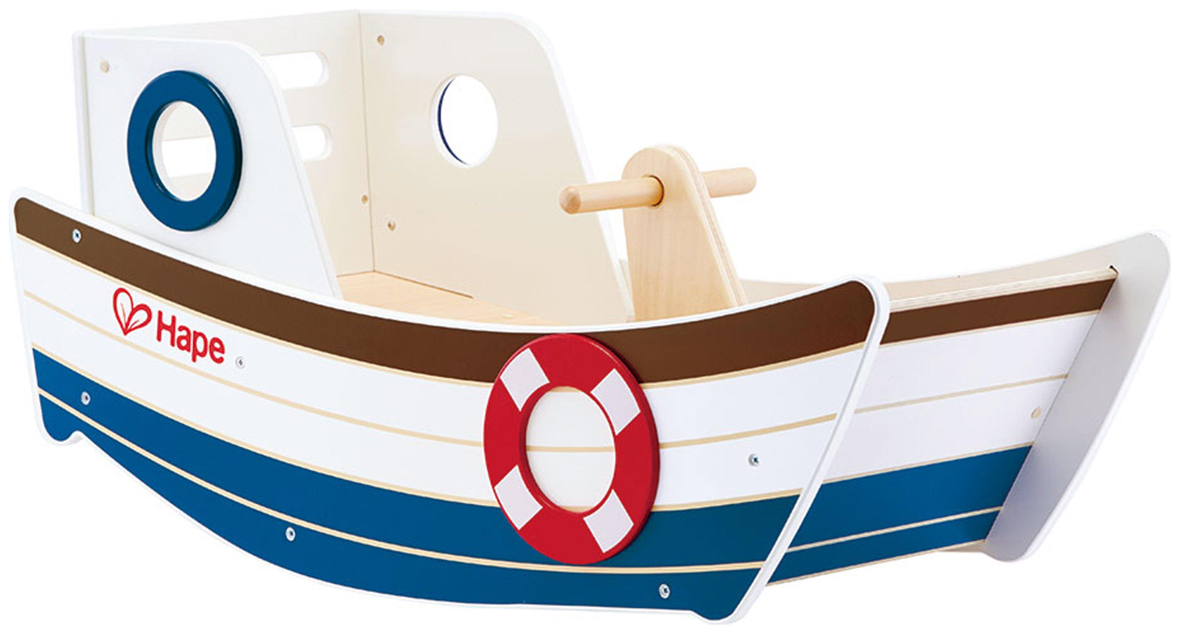 Image of Rocking Boat.