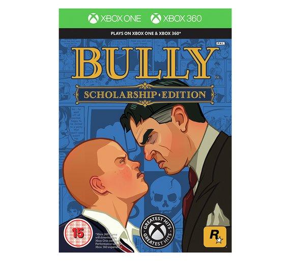 buy bully scholarship edition xbox 360 game xbox 360 games argos