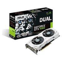 Asus Dual GeForce NVIDIA GTX 1060 6GB Graphics Card.