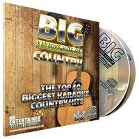 Mr Entertainer Best of Country Hits Karaoke CDG.