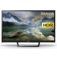 Sony KDL32WE613BU 32'' 720p HD Ready Black LCD TV with HDR