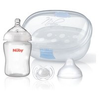 Nuby's Natural Touch™ Mini Steriliser.