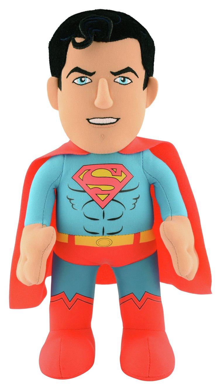 Image of Bleacher Creatures DC Comics Classic Superman 10 Inch Plush.