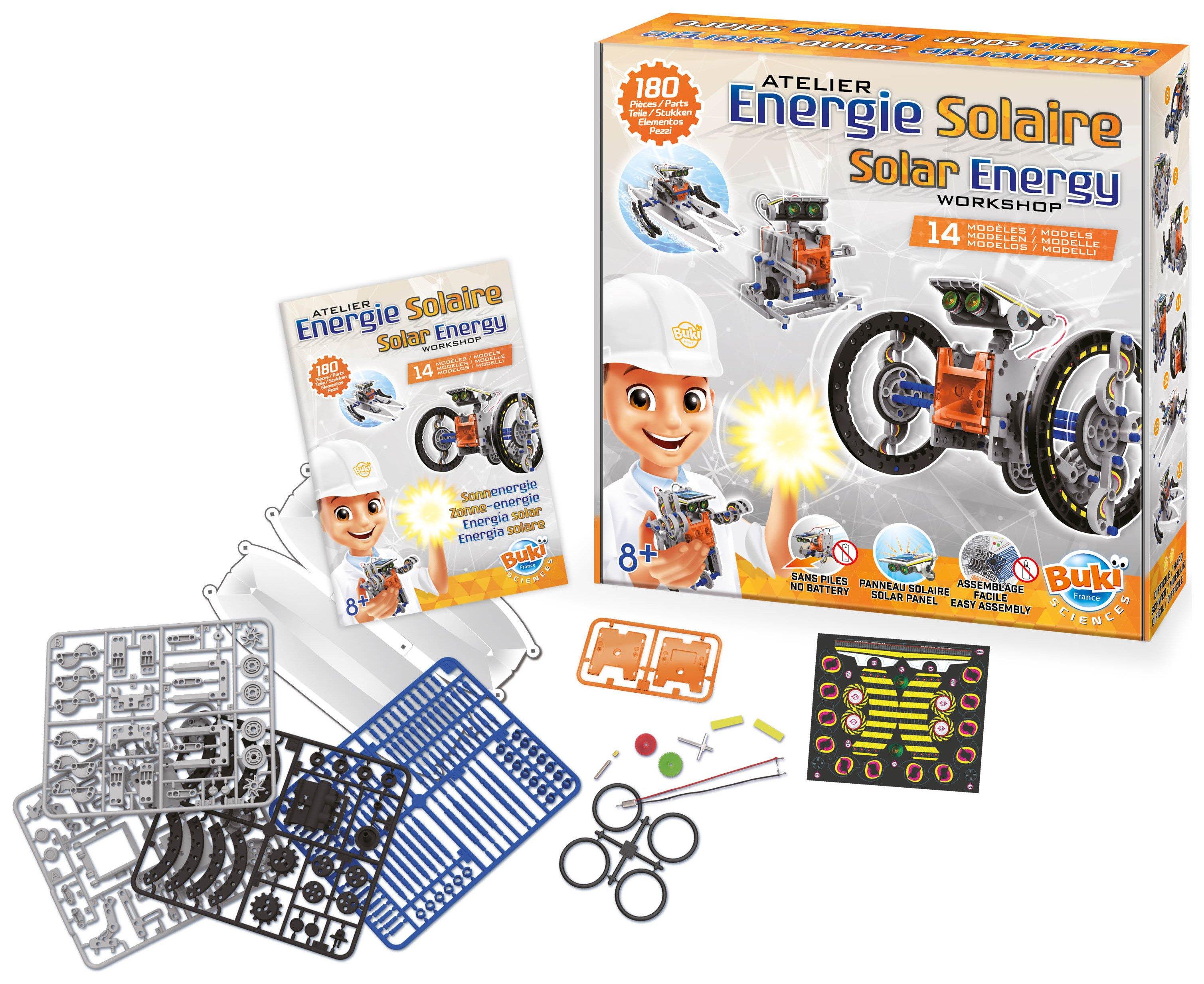 Image of Buki Solar Energy 14-in-1 Set.