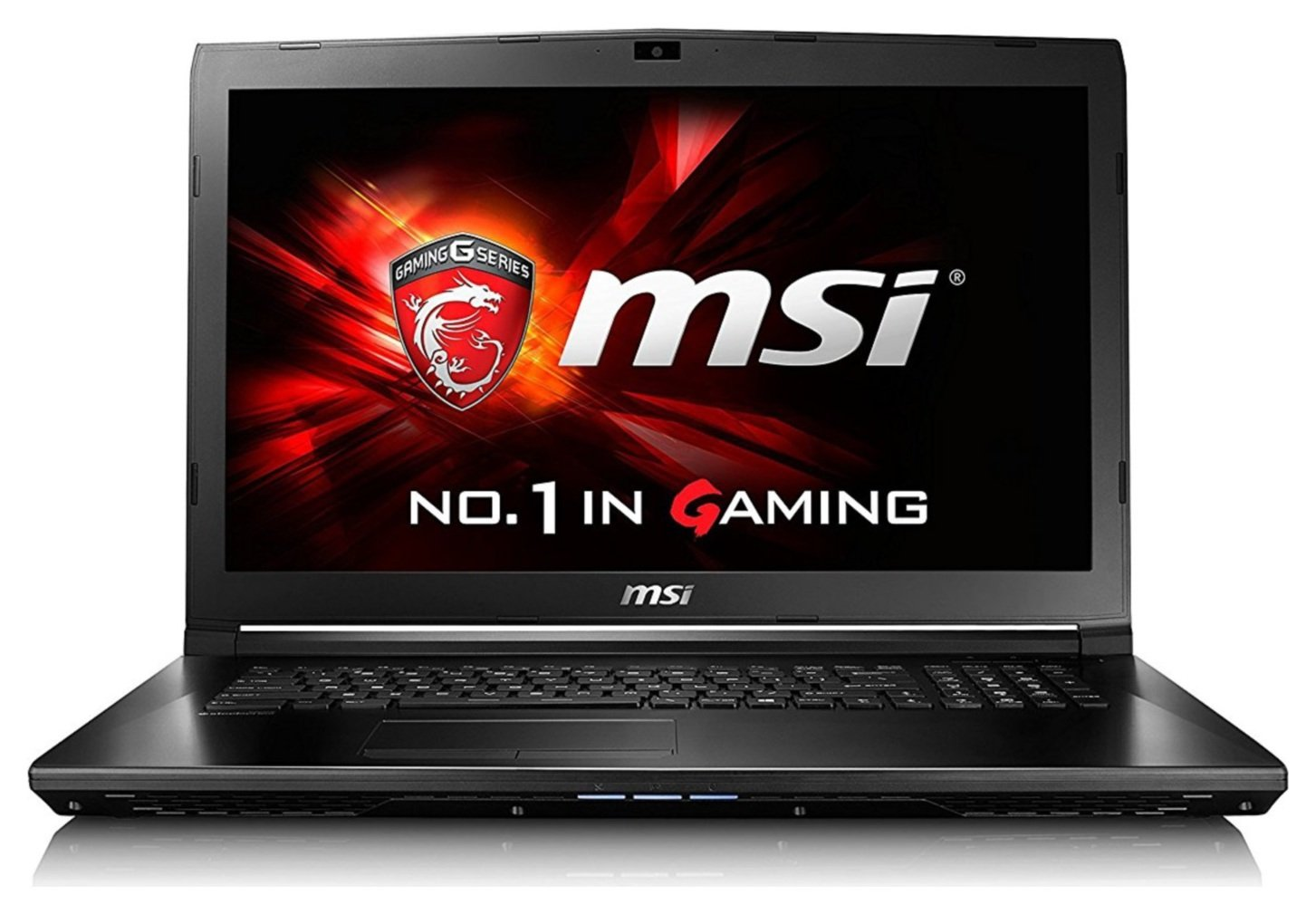 Put yourself in the middle of your favourite games with the MSI GL72 6QD-220UK gaming laptop. High-powered Intel Skylake processor delivers unimpeded play and the ...