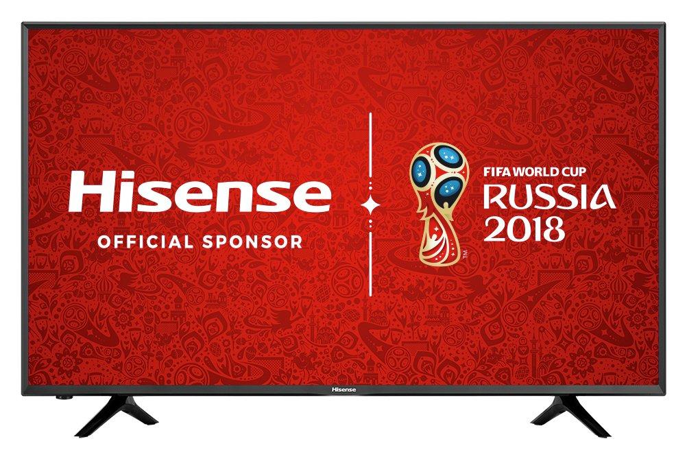 Hisense H50N5300 50 Inch 4K Ultra HD SMART TV.