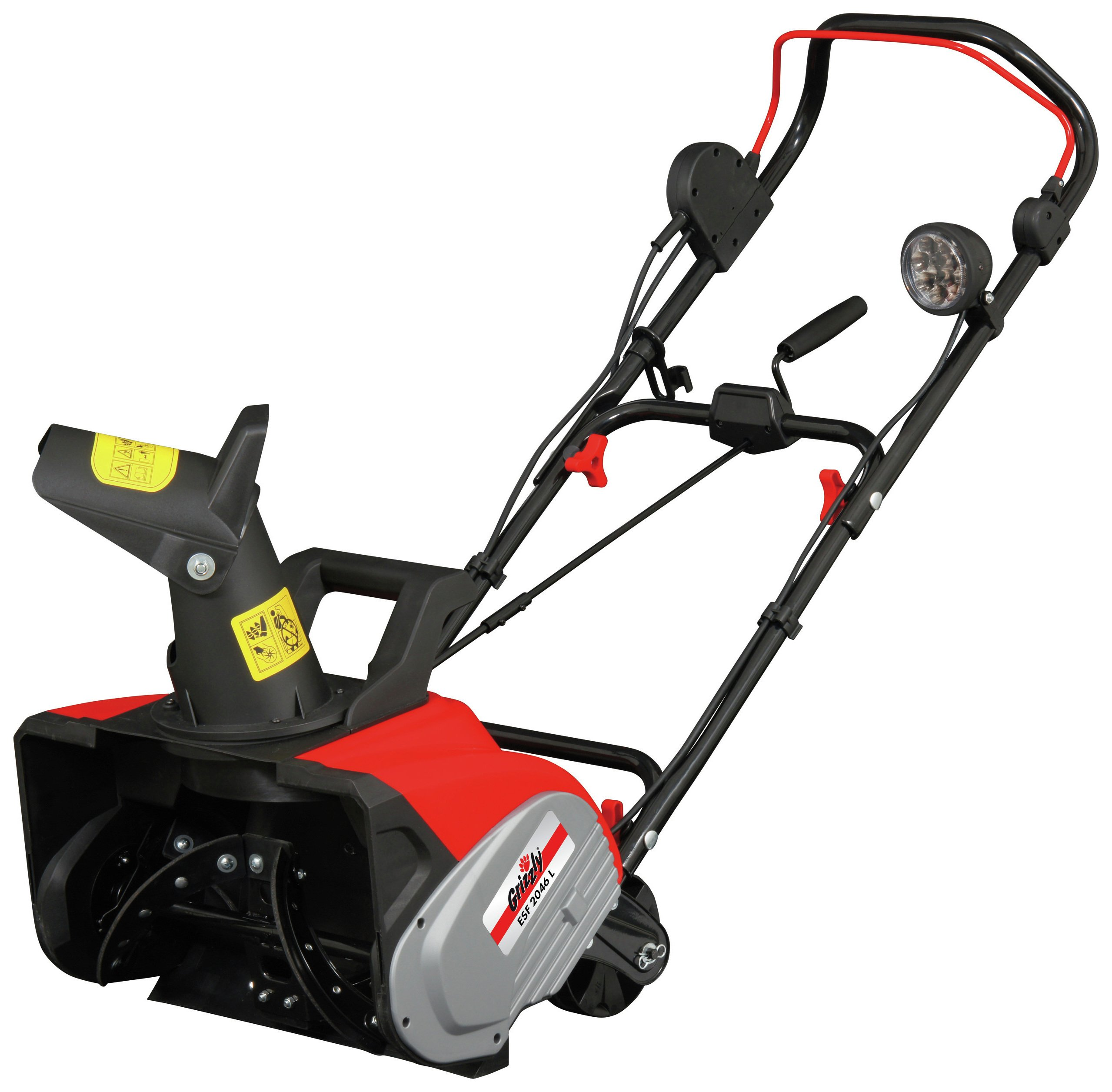 Grizzly Tools 2000W Snow Blower.