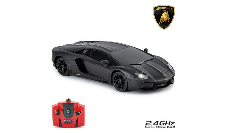 Lamborghini Aventador 1:24 Radio Controlled Car - Black