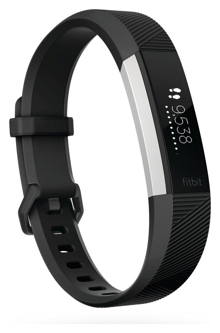 Fitbit Alta HR Fitness Small Wristband - Black
