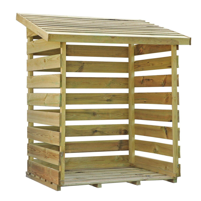 Image of Mercia Single Log Store.