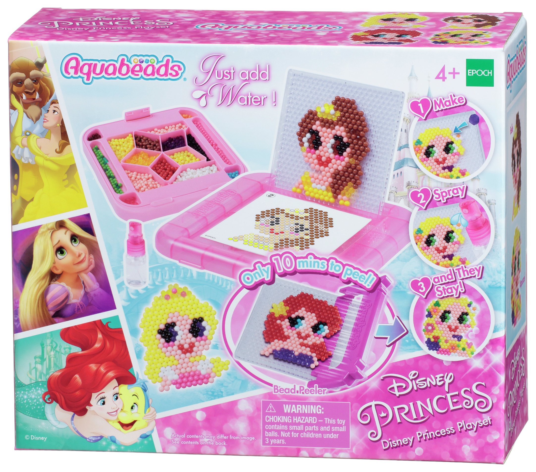 Image of Aquabeads Disney Princess Playset.