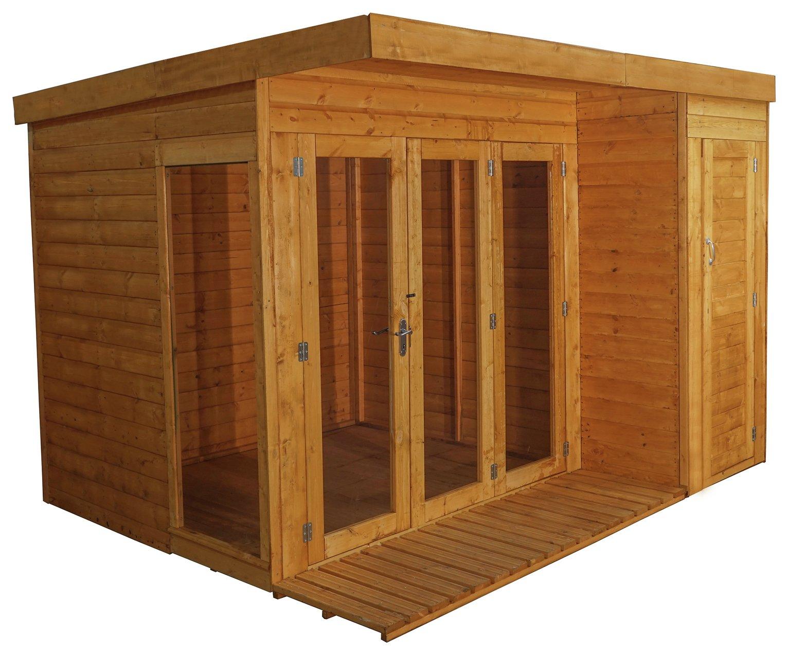 Image of Mercia 10ft x 8ft Garden Room.
