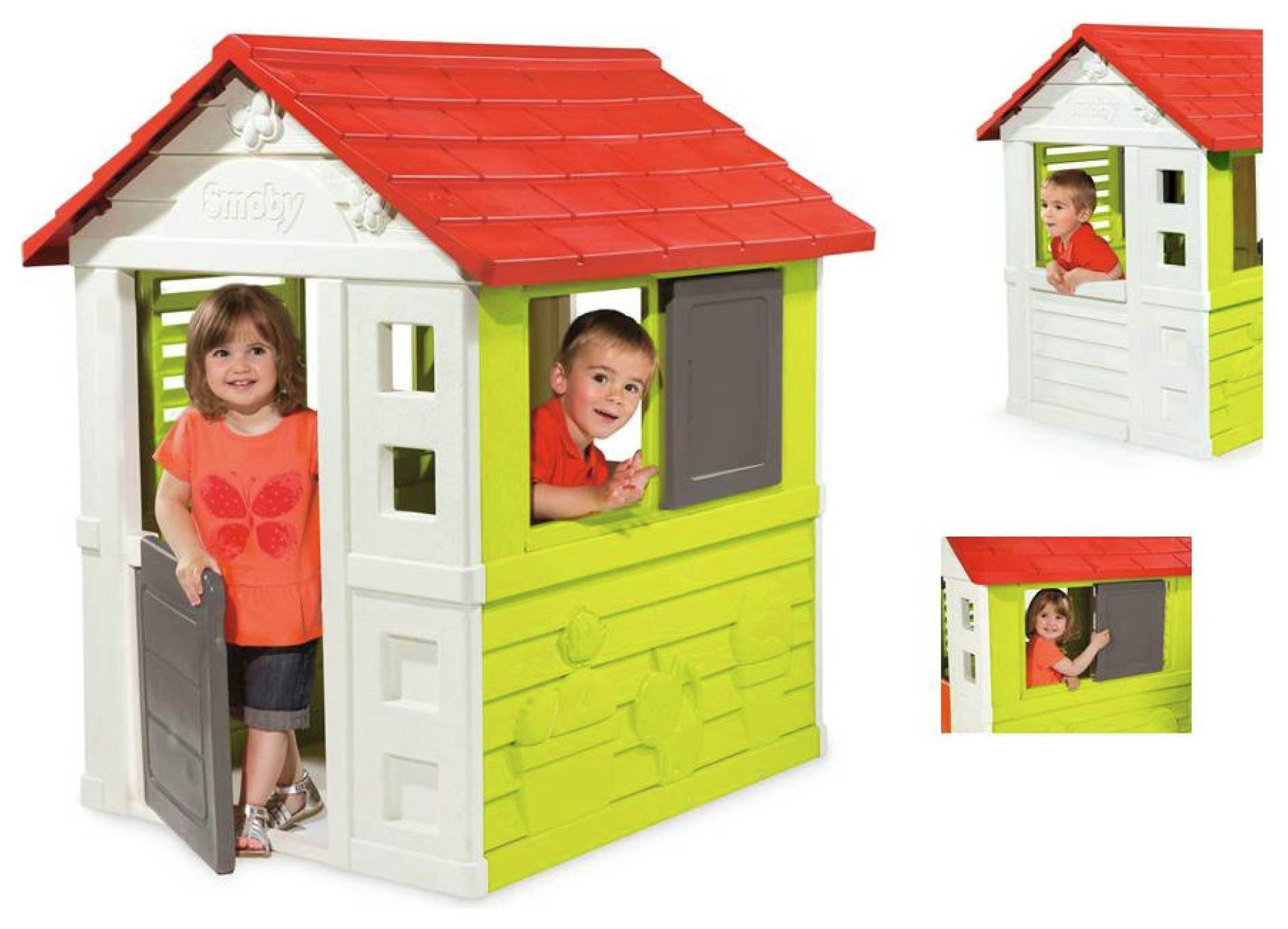 Smoby Nature Home Playhouse.