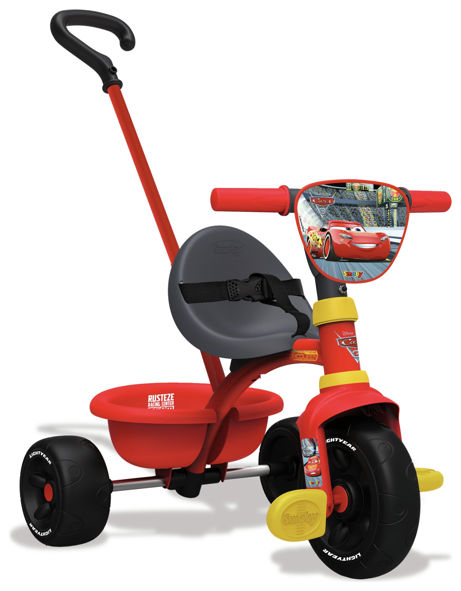 Smoby Be Move Cars Tricycle.