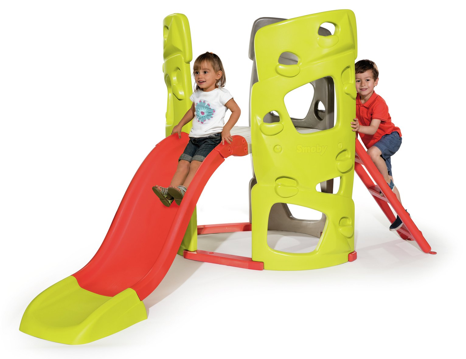 smoby climbing tower.