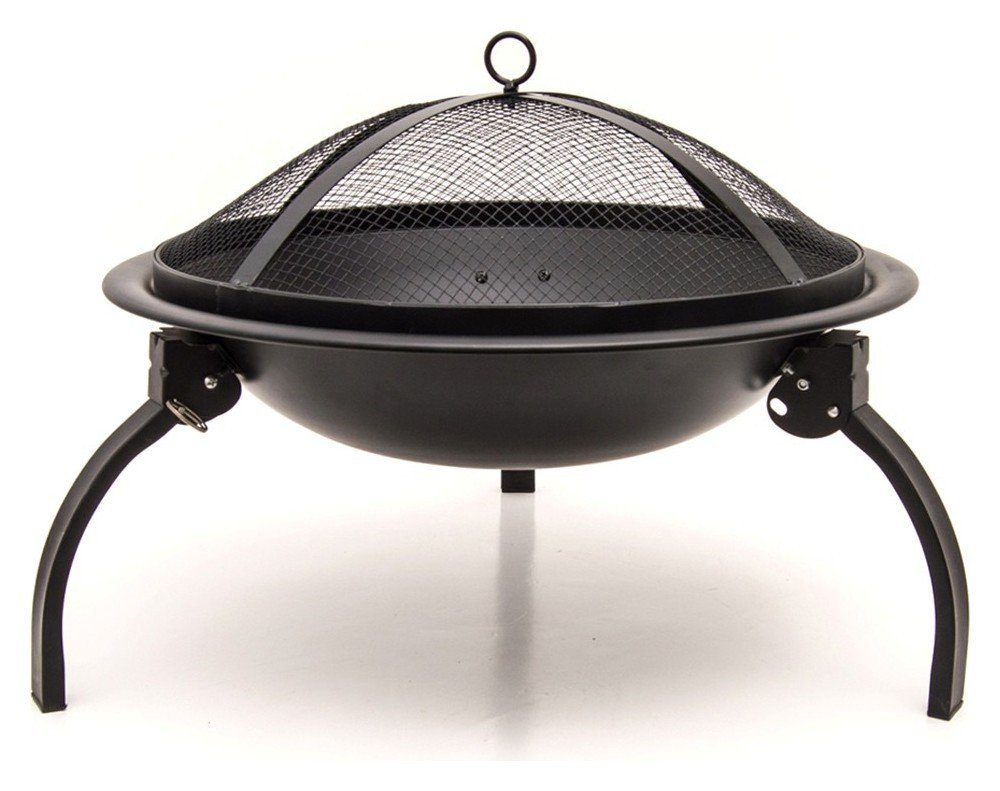 Image of Bar-Be-Quick Dual Firepit Barbecue.