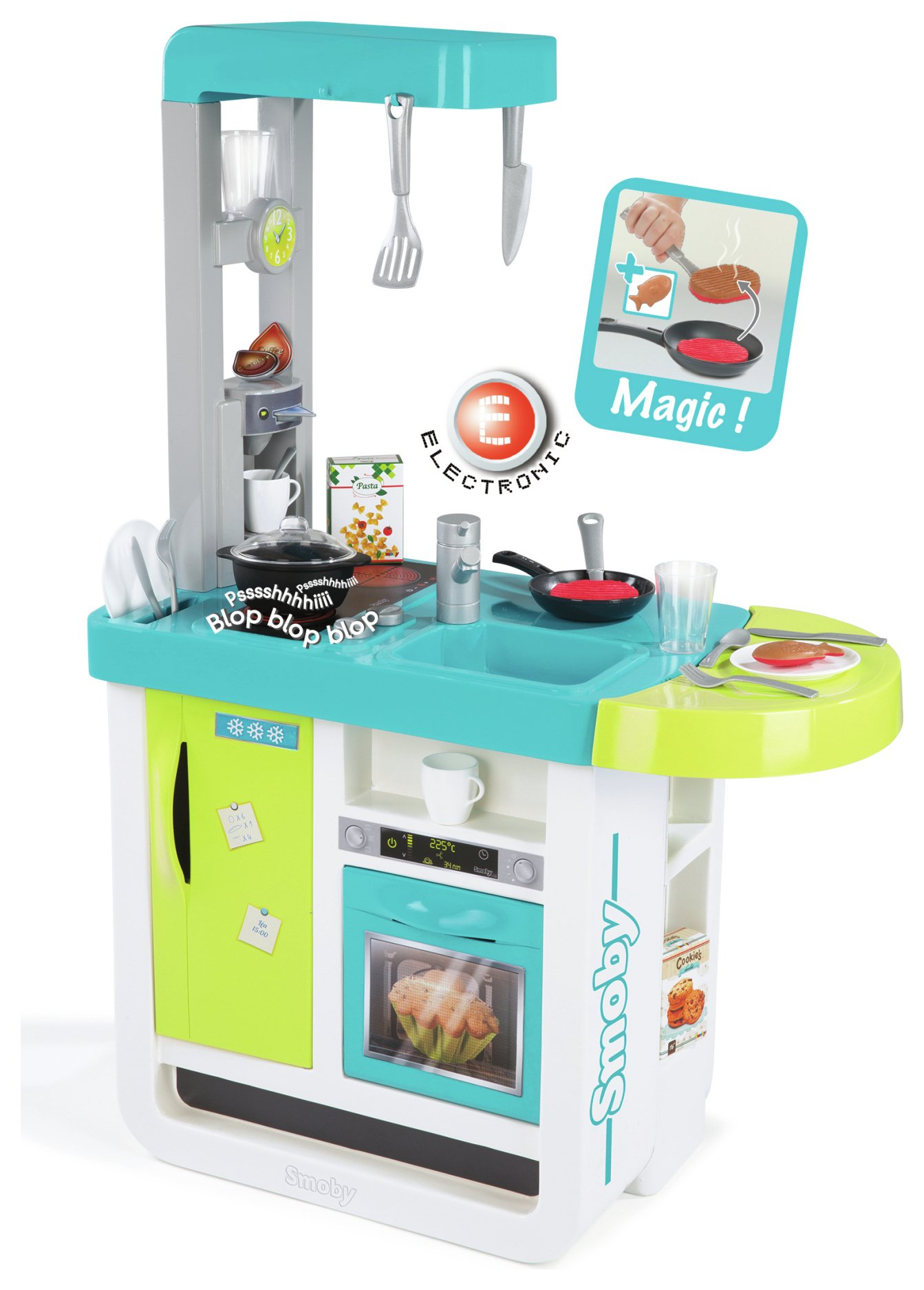 Image of Smoby Cherry Kitchen.