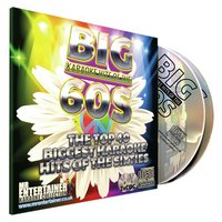 Mr Entertainer Biggest Hits of the 60s Karaoke CDG.
