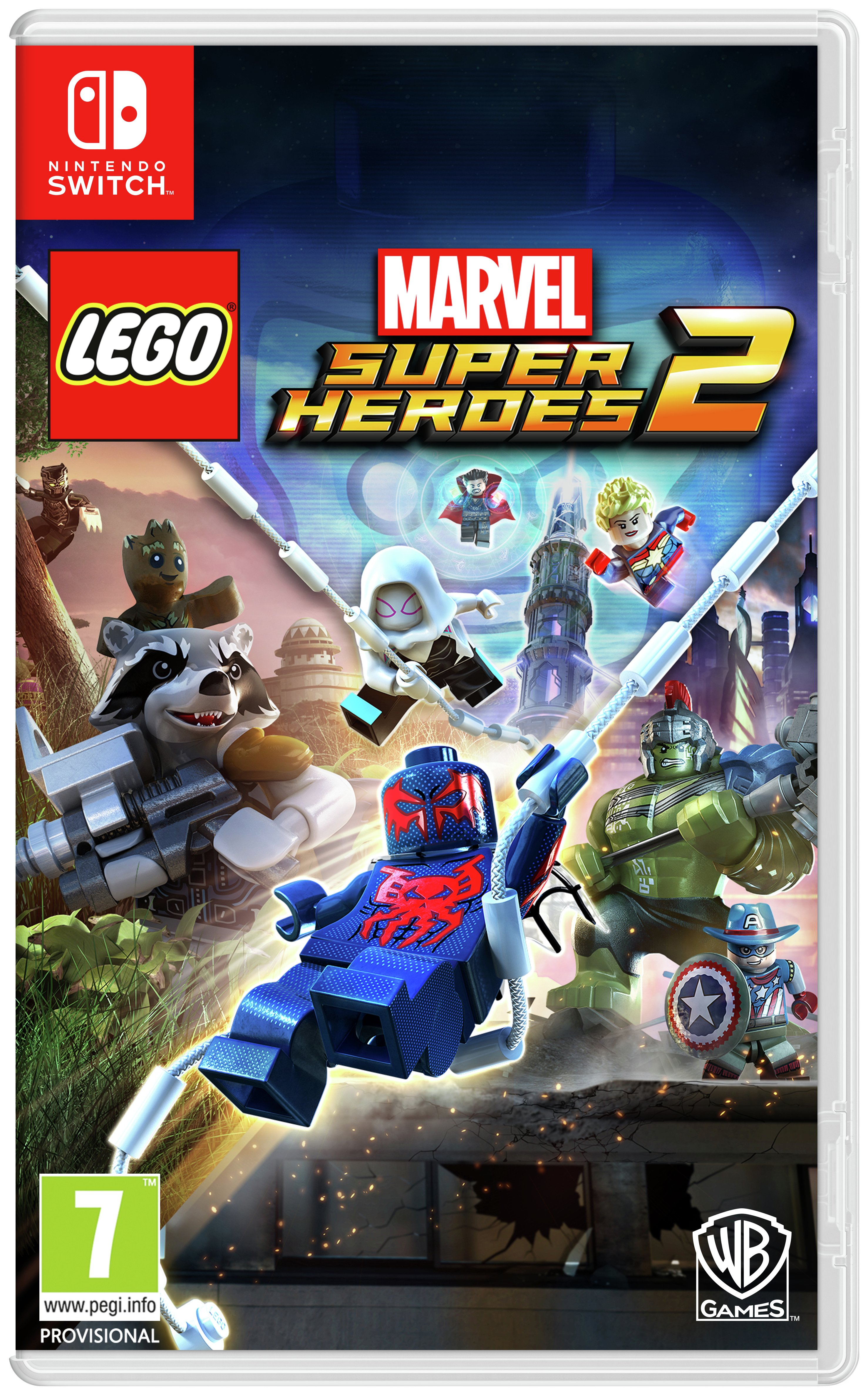 LEGO Marvel Super Heroes 2 Switch Game