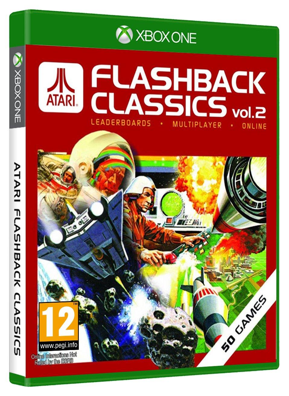 Image of Atari Flashback Classics Volume 2 Xbox One Game