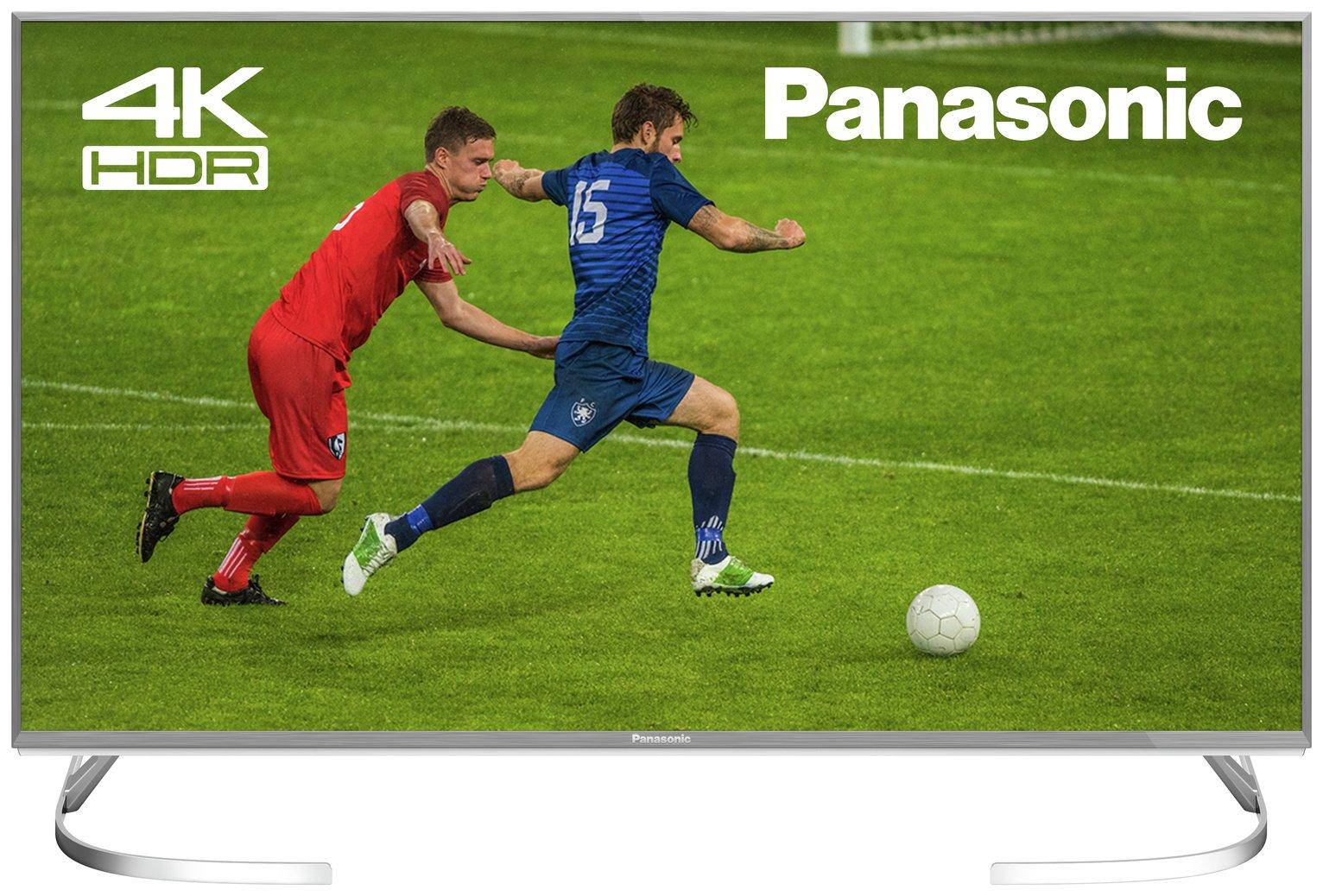 Panasonic TX-58EX700B 58 Inch Smart 4K Ultra HD TV with HDR