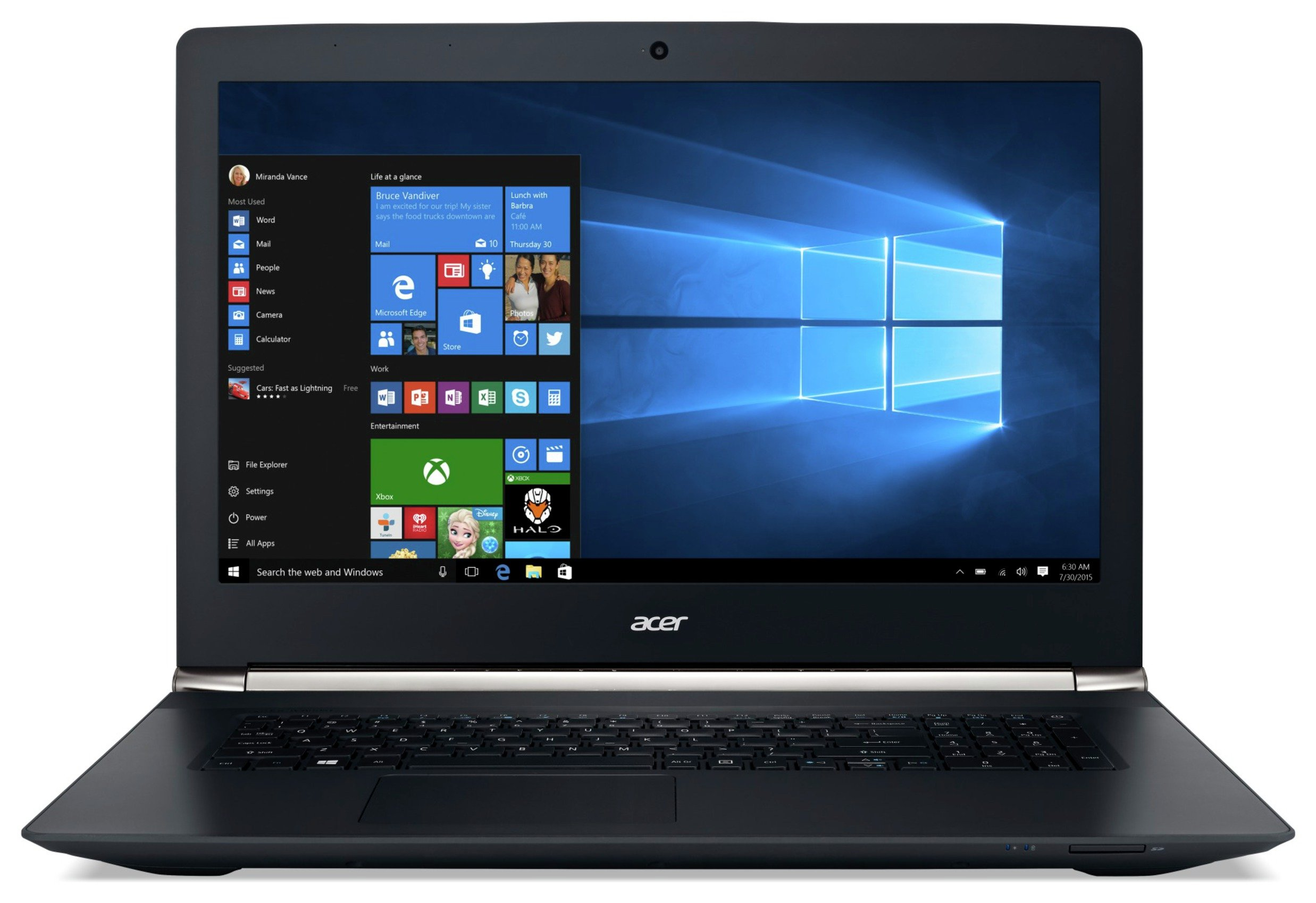 Cutting edge graphics meets lightning fast speed. Driven by a powerful Intel Core i7 processor and 16GB of RAM, and featuring NVIDIA GeForce GTX 1050 graphics, a F...