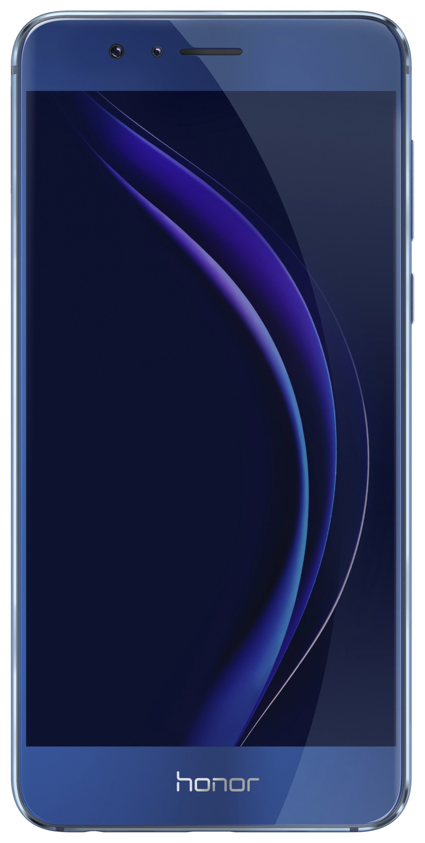 Image of Sim Free Honor 8 Mobile Phone - Blue.