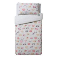 Collection Cute Kitty Cotton Rich Bedding Set - Toddler