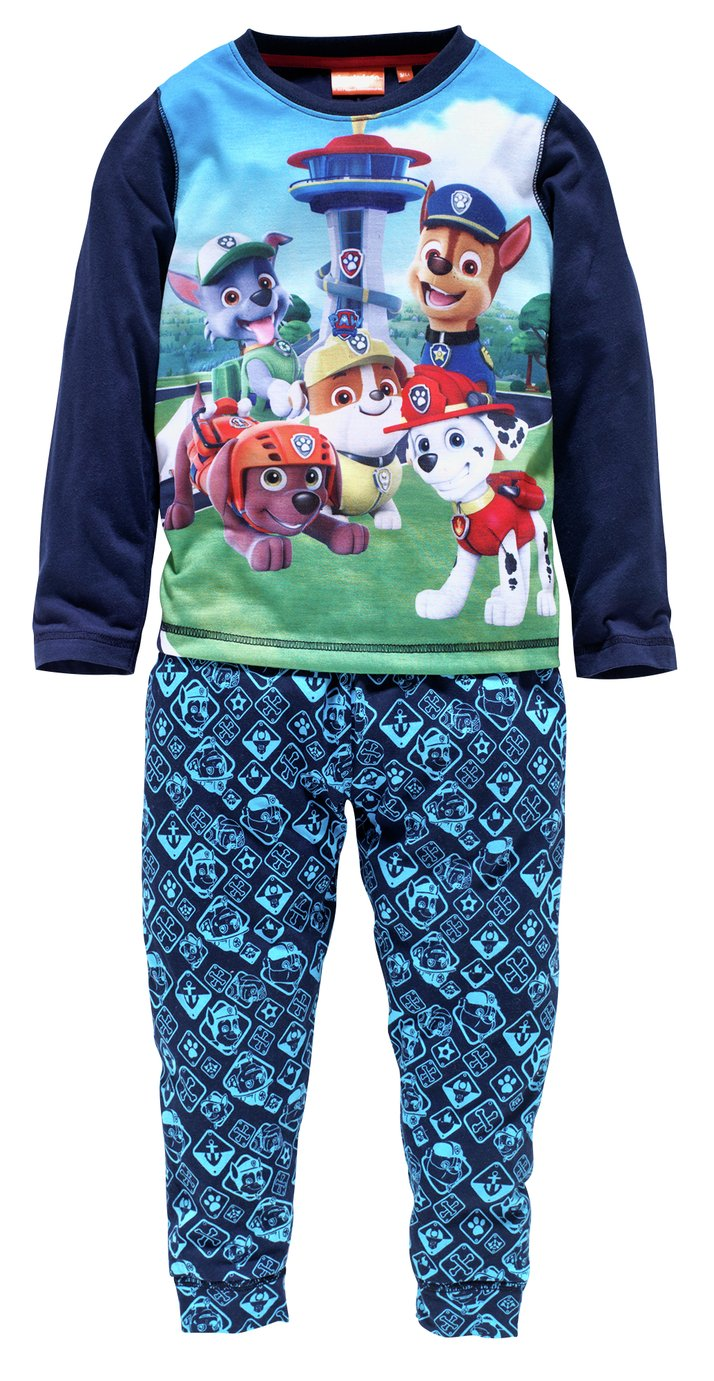 PAW Patrol Blue Nightwear Set - 2-3 Years