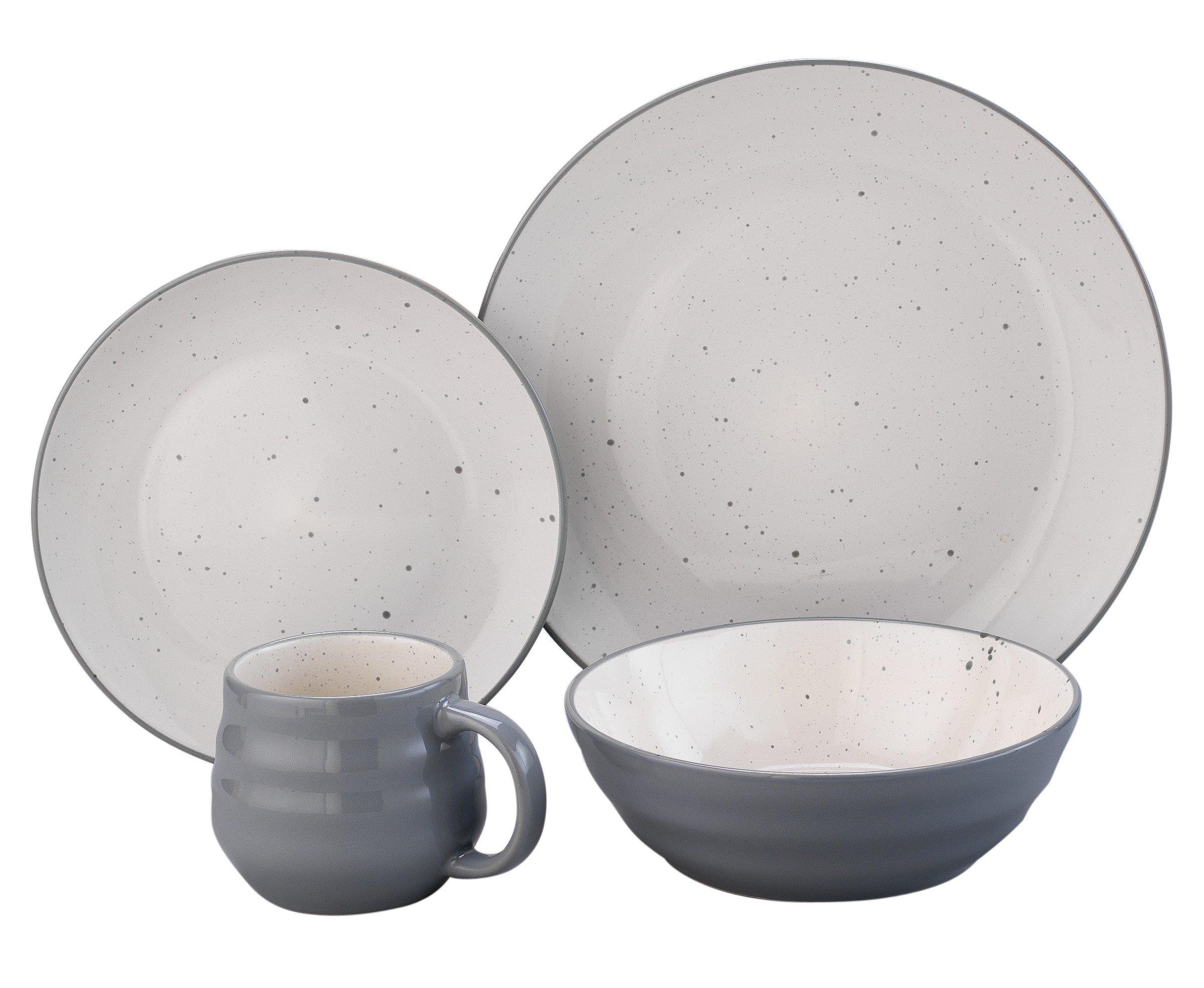 Argos Home Artisan 16 Piece Stoneware Dinner Set