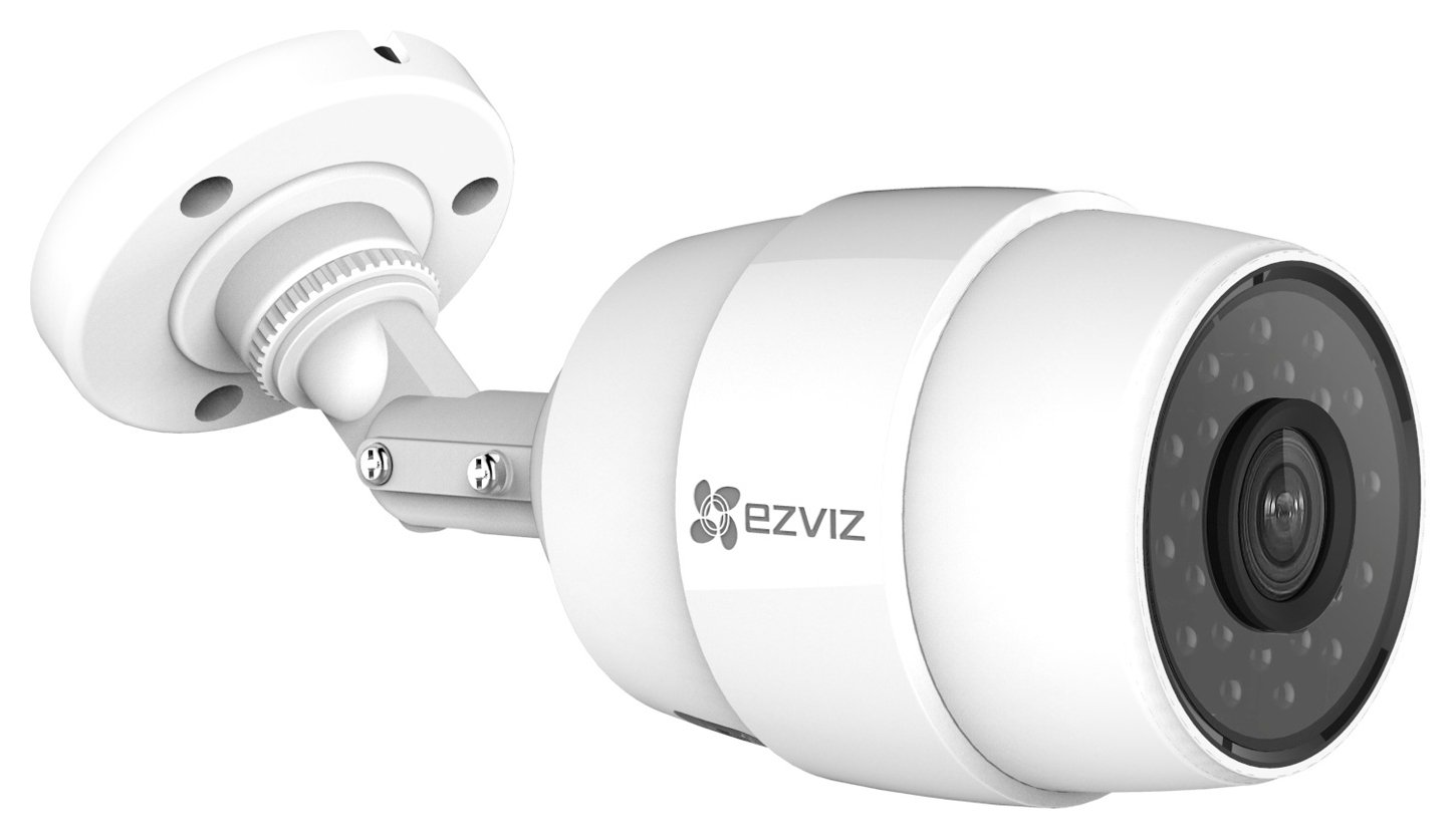 Ezviz C3C 720P HD Wireless Outdoor Bullet CCTV IP Camera