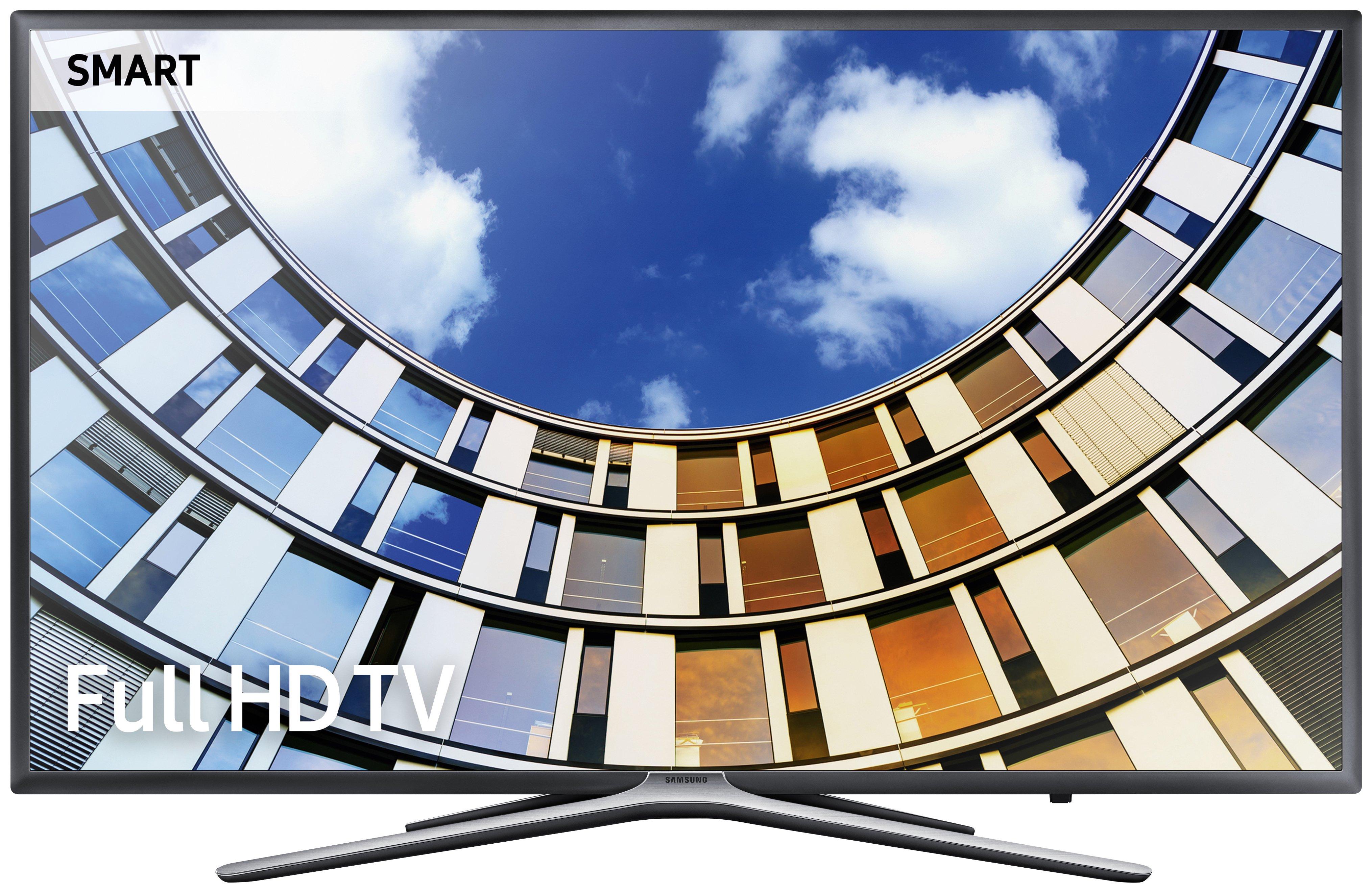 Samsung M5500 43 Inch Smart Full HD TV.