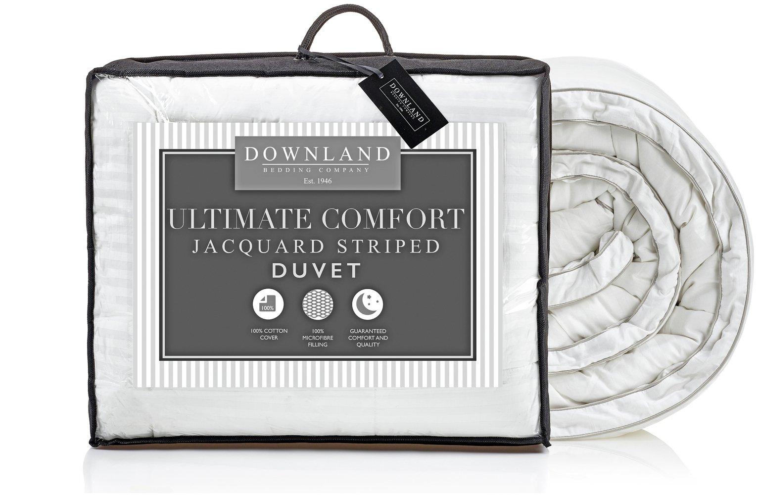 downland ultimate comfort 13.5 tog duvet  kingsize