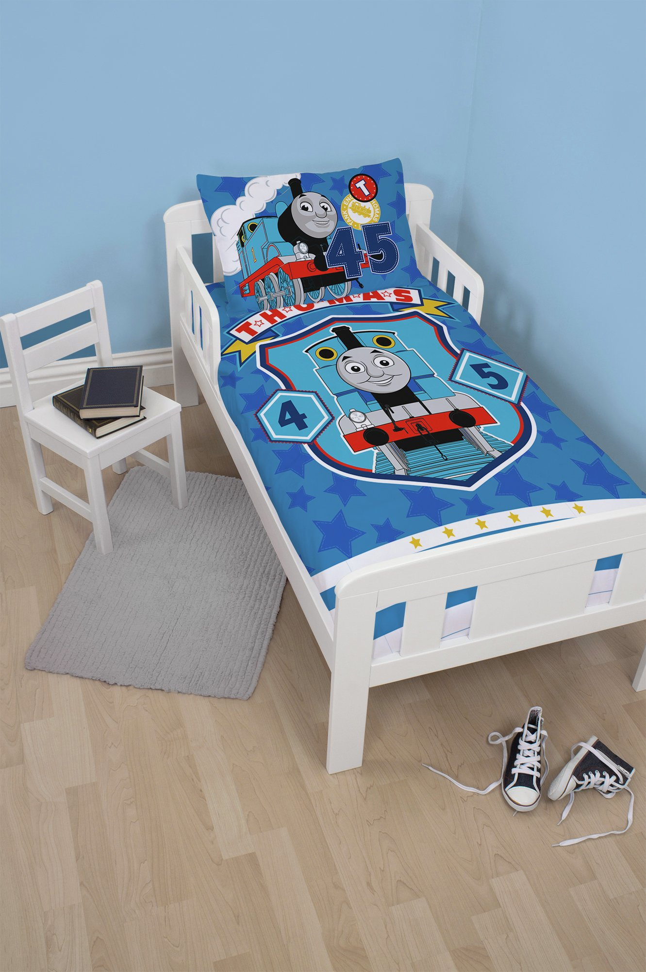 thomas and friends patch bedding set  toddler