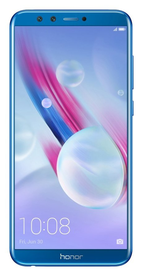 SIM Free HONOR 9 Lite 32GB Mobile Phone - Blue