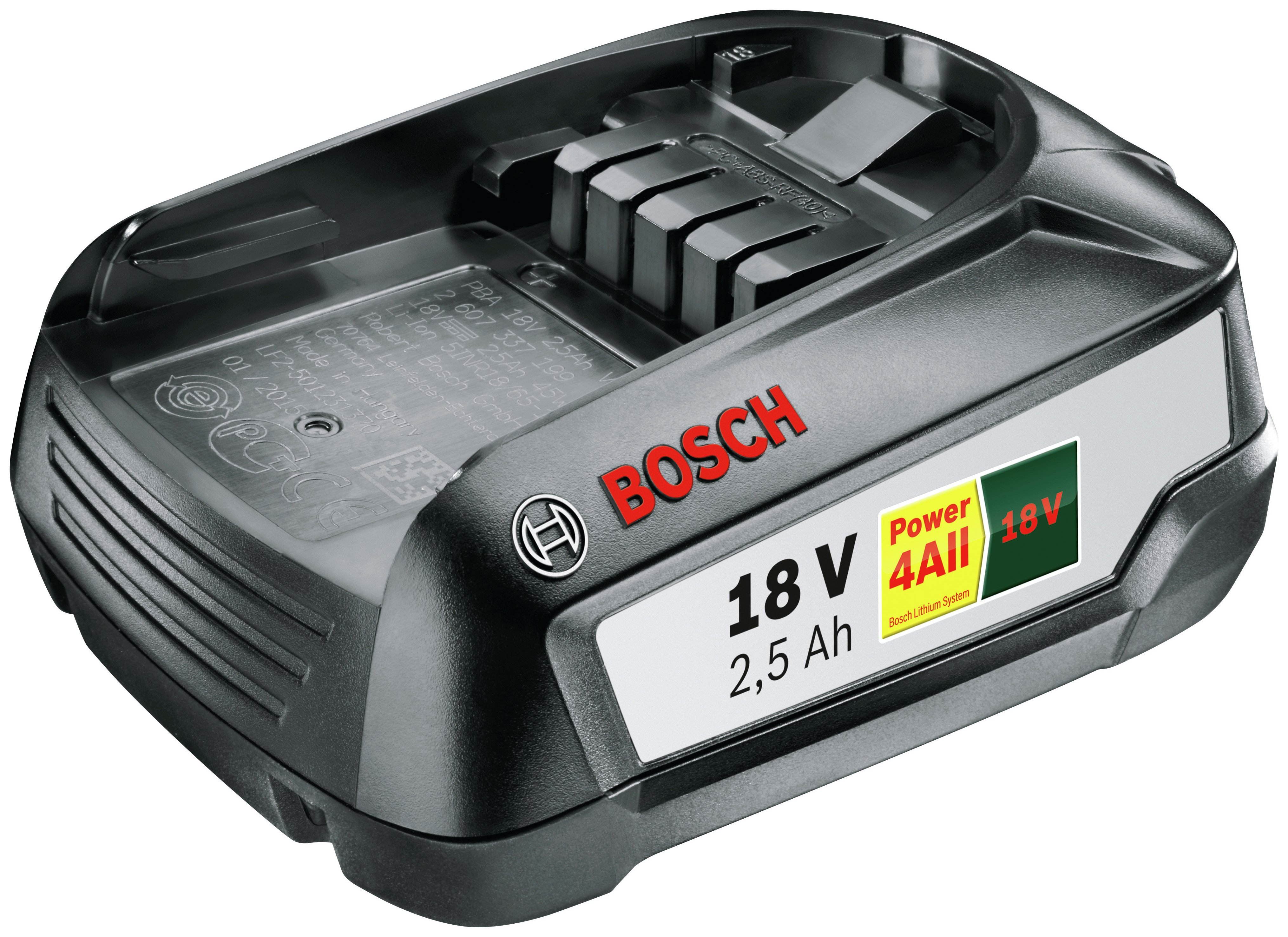 Image of Bosch 18V/2.5Ah Lithium-Ion Battery