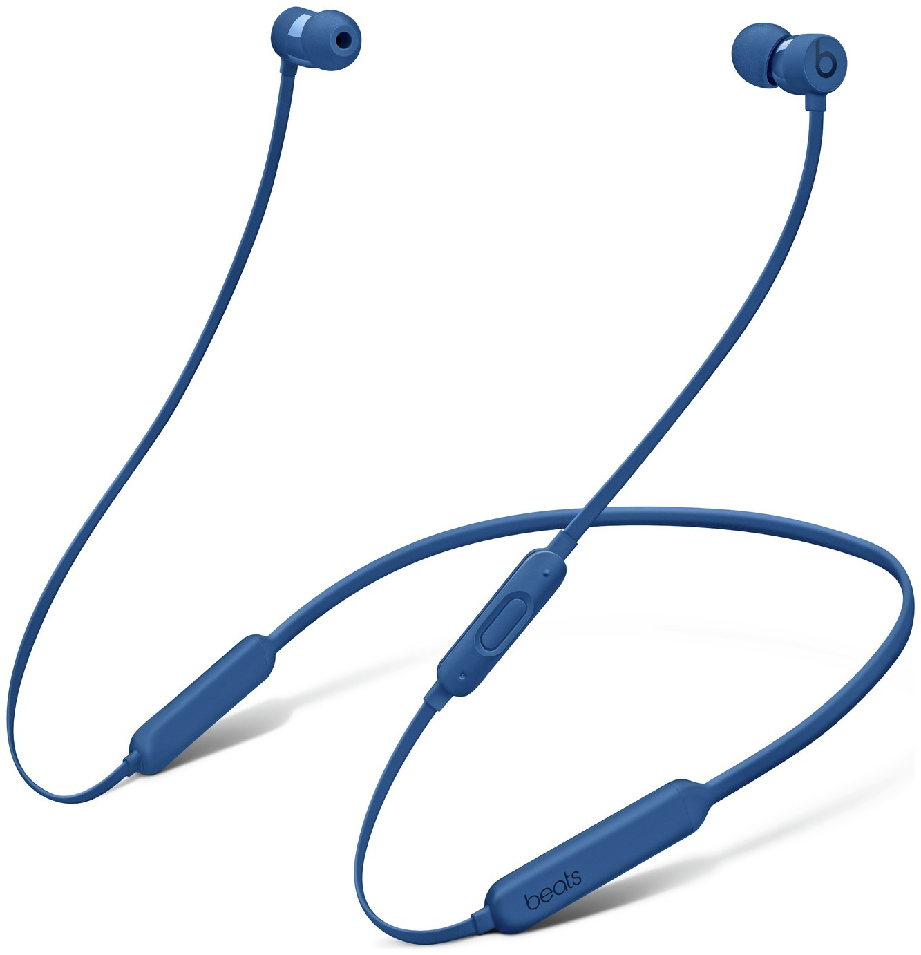Image of Beats X In- Ear Wireless Headphones - Blue